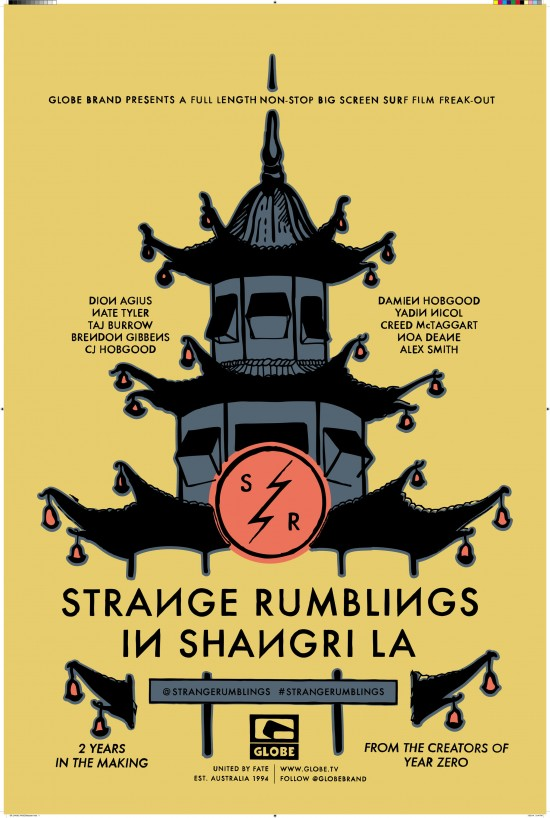 Strange Tumblings in Shangri La poster