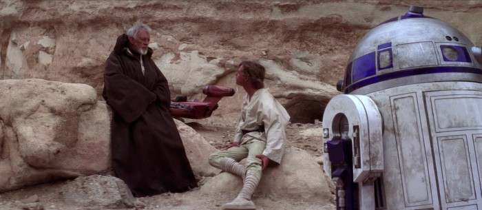 StudyingSkywalkersEpIV_Luke_Obi-Wan_R2_Tatooine