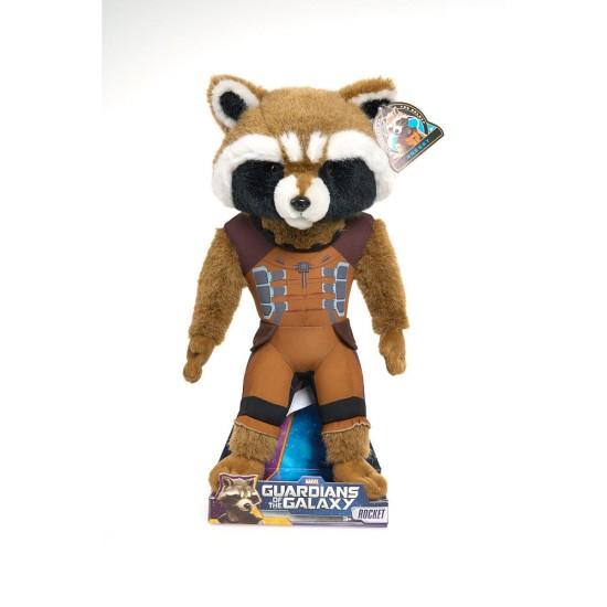 Stuffed Rocket Raccoon