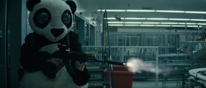 Suicide Squad - Panda Guy