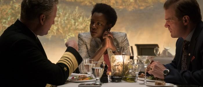 SUICIDE SQUAD - Viola Davis as Amanda Waller