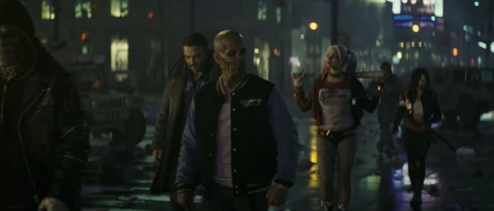 Suicide Squad - team