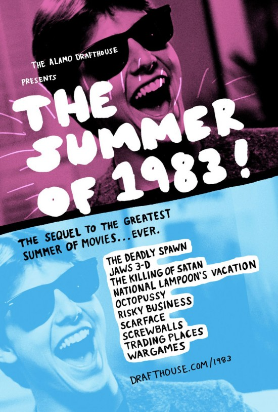 Summer of 83 Poster