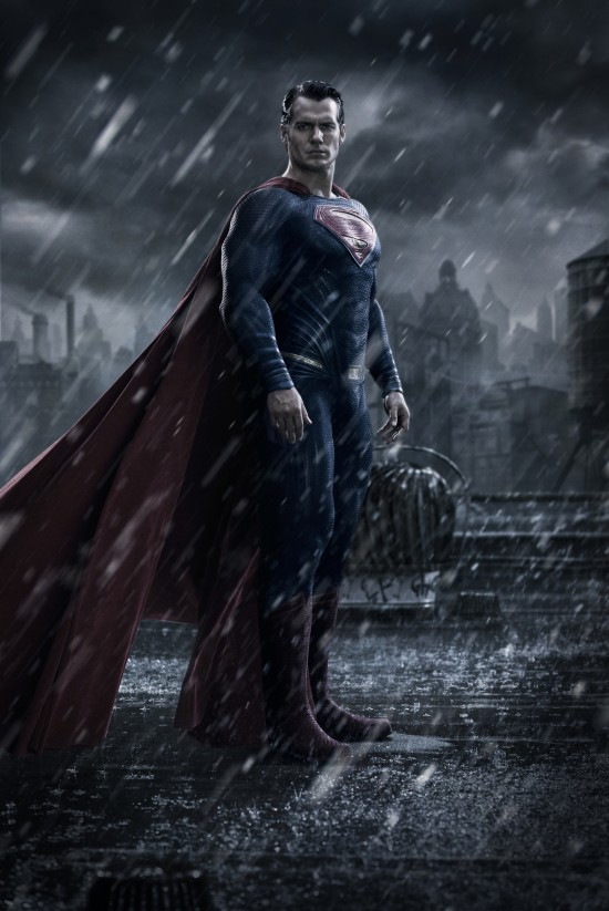 Superman Batman v Superman photo HR