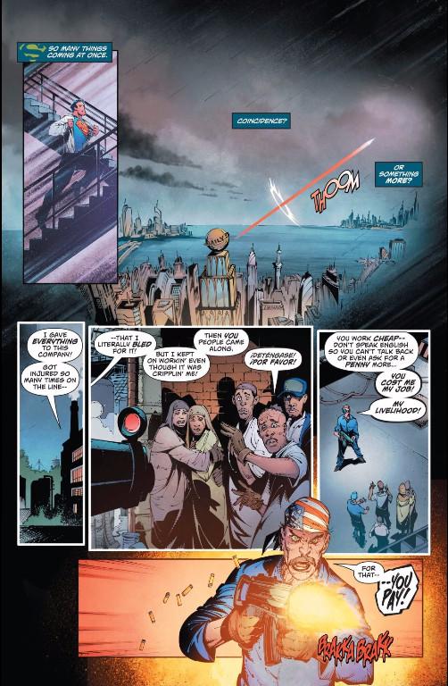 Superman Undocumented Immigrants