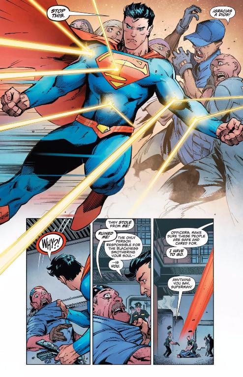 Superman Undocumented