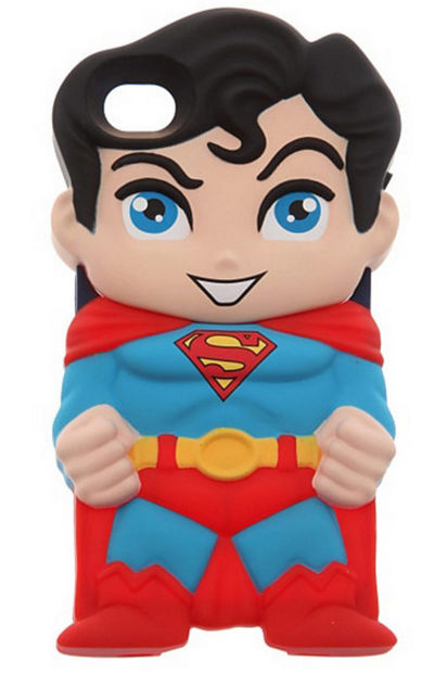 Superman cartoon iphone