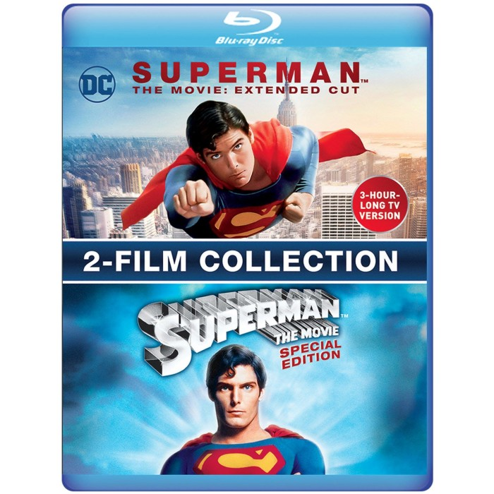 Superman the Movie cover