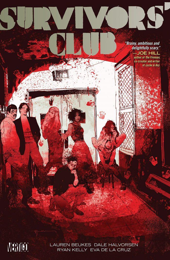 Survivors' Club comic cover