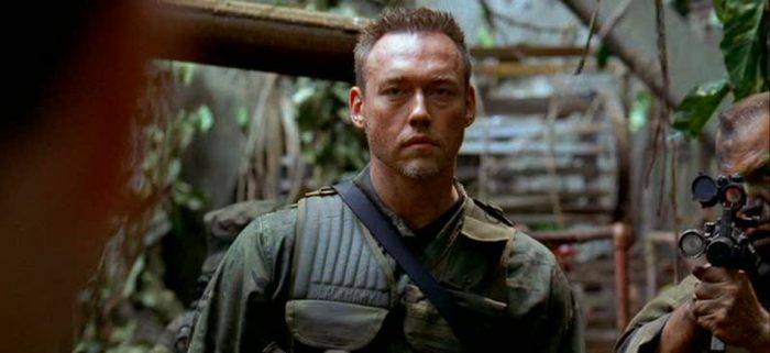 Swamp Thing cast Kevin Durand