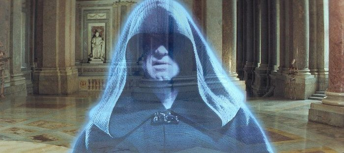 History of Palpatine part two