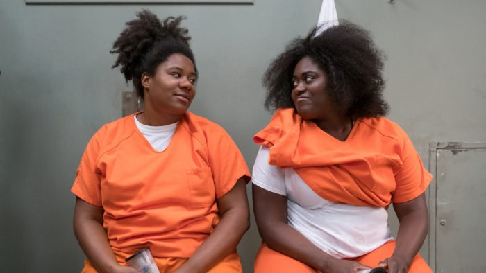 Taystee and Cindy Orange is the New Black