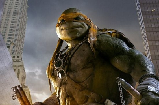 Teenage Mutant Ninja Turtles - Michelangelo header
