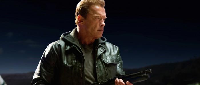 Terminator Genisys set visit
