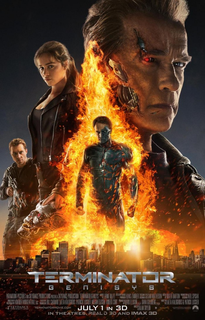 Terminator Genisys poster final