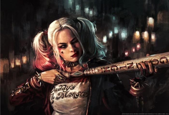 Alice X. Zhang's Harley