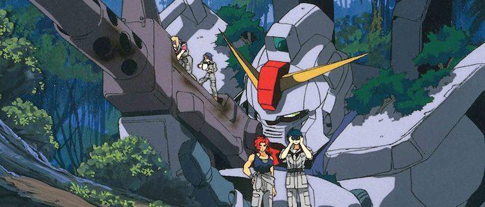 Mobile Suit Gundam La 08ème équipe MS
