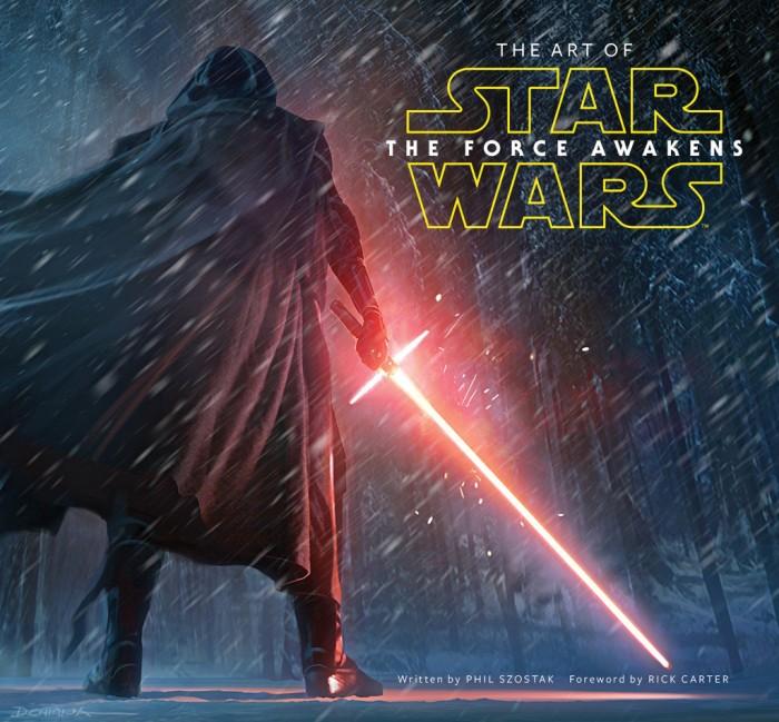 The Art of Star Wars TFA