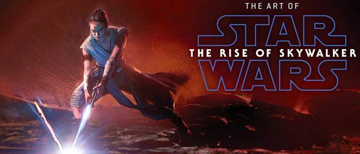 Star Wars The Rise Of Skywalker Art Book Delayed Until March Film