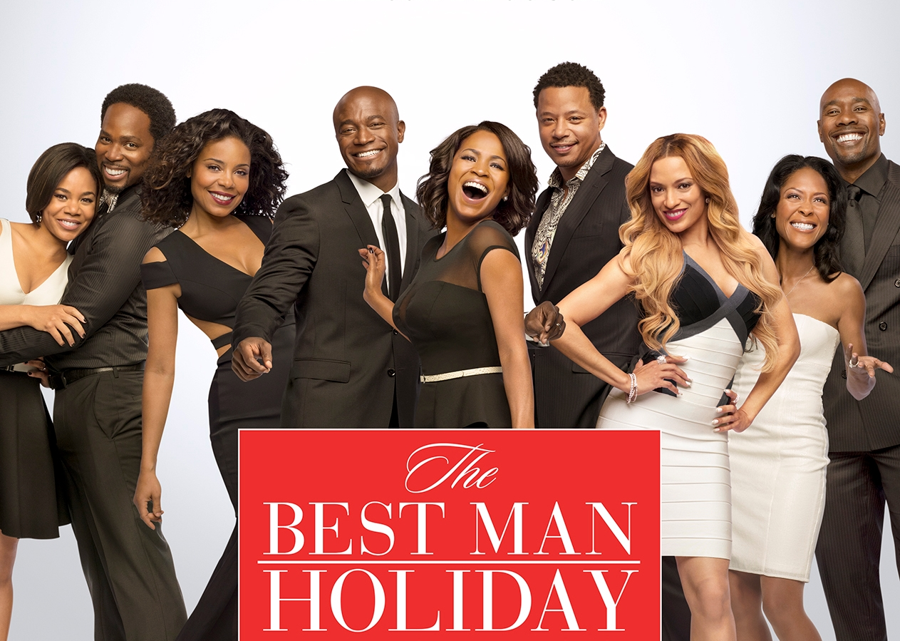 /Film'The Best Man Holiday' Is Getting a Sequel