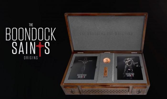 The Boondock Saints: Origins collectors box