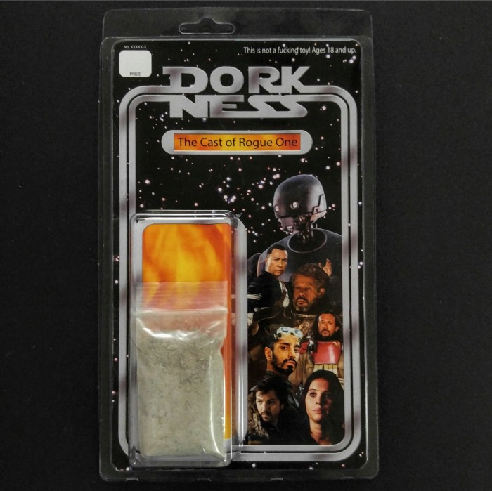 The Cast of Star Wars Rogue One Action Figure