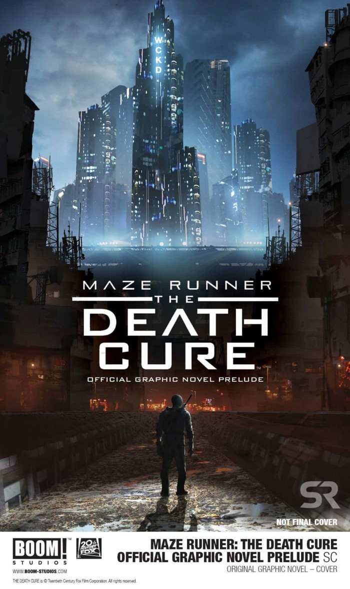 The Death Cure comic
