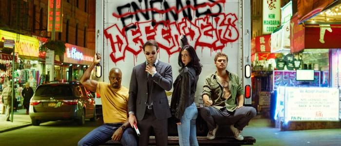 The Defenders - team