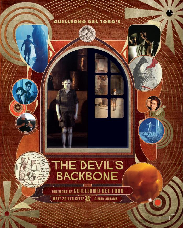The Devil's Backbone book cover