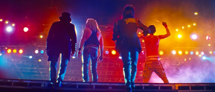 ShowBiz News Reviws: 'The Dirt' Trailer: Hair Metal Band