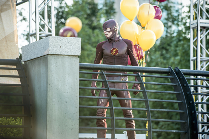The Flash Season 2 Premiere