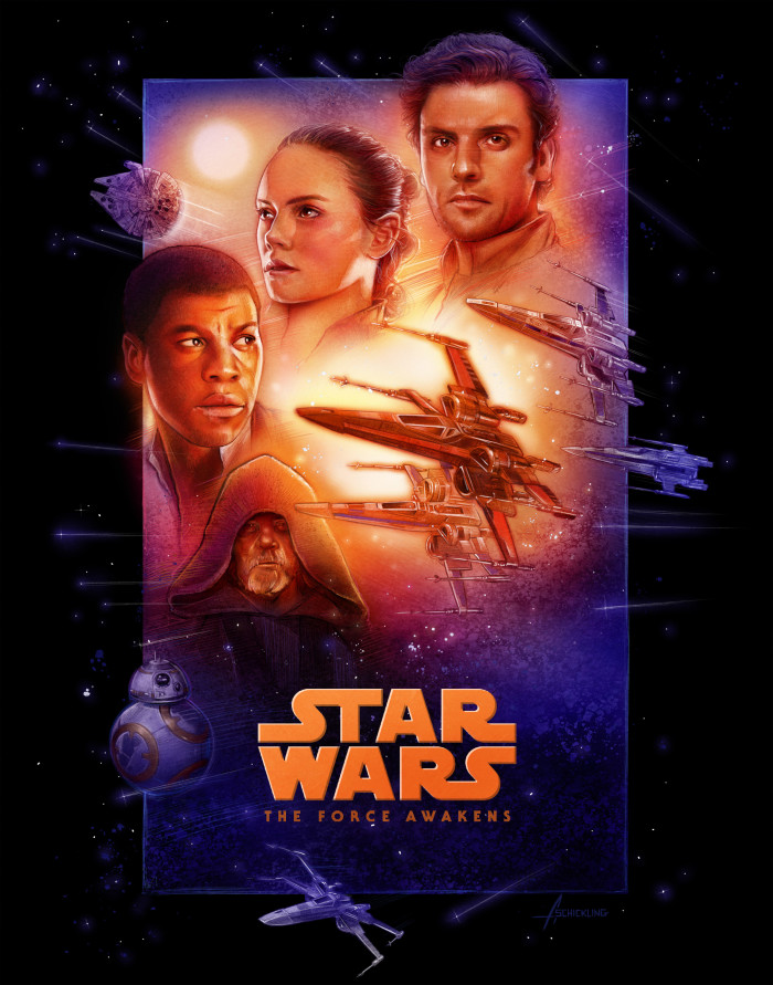 The Force Awakens Special Edition