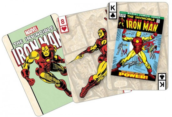 The-Invincible-Iron-Man-Playing-Cards