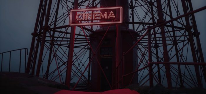 Göteborg Film Festival's The Isolated Cinema Invites You to Watch Movies in a Lighthouse on a Remote Island