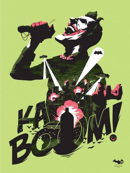 The Joker Florey
