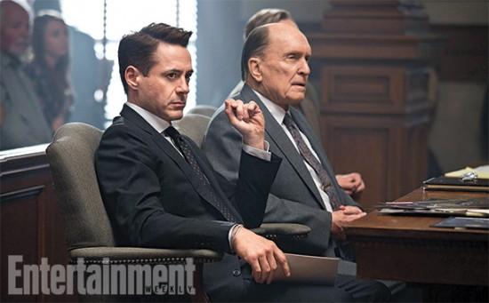Robert Downey Jr in The Judge