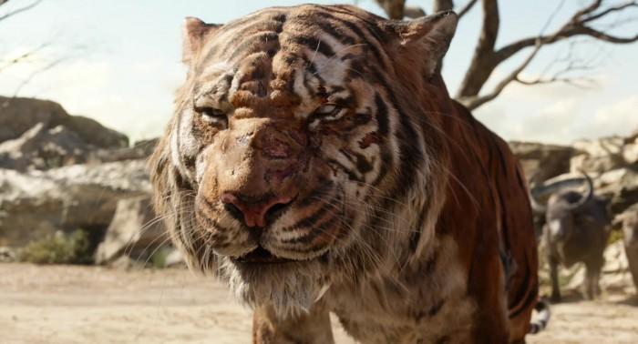 The Jungle Book - Shere khan