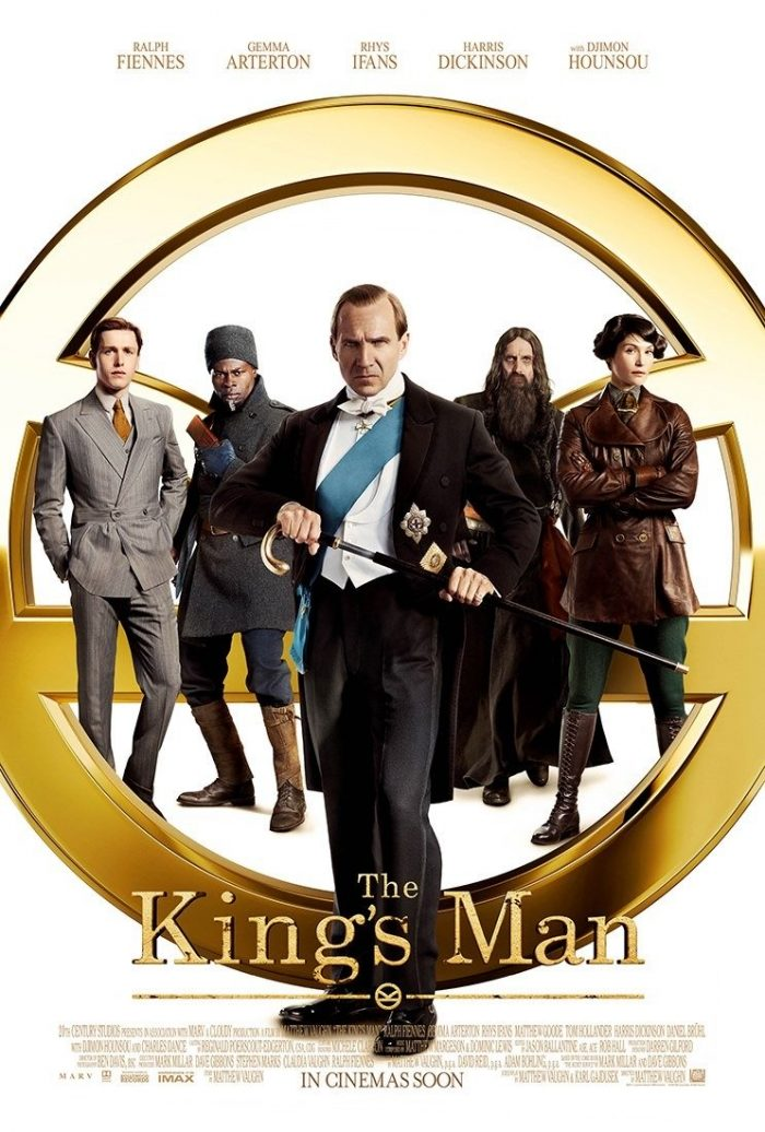 The King's Man poster 2 international