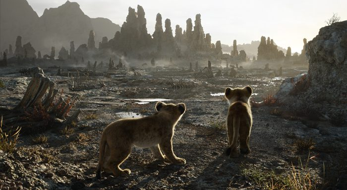 The Lion King progression 3