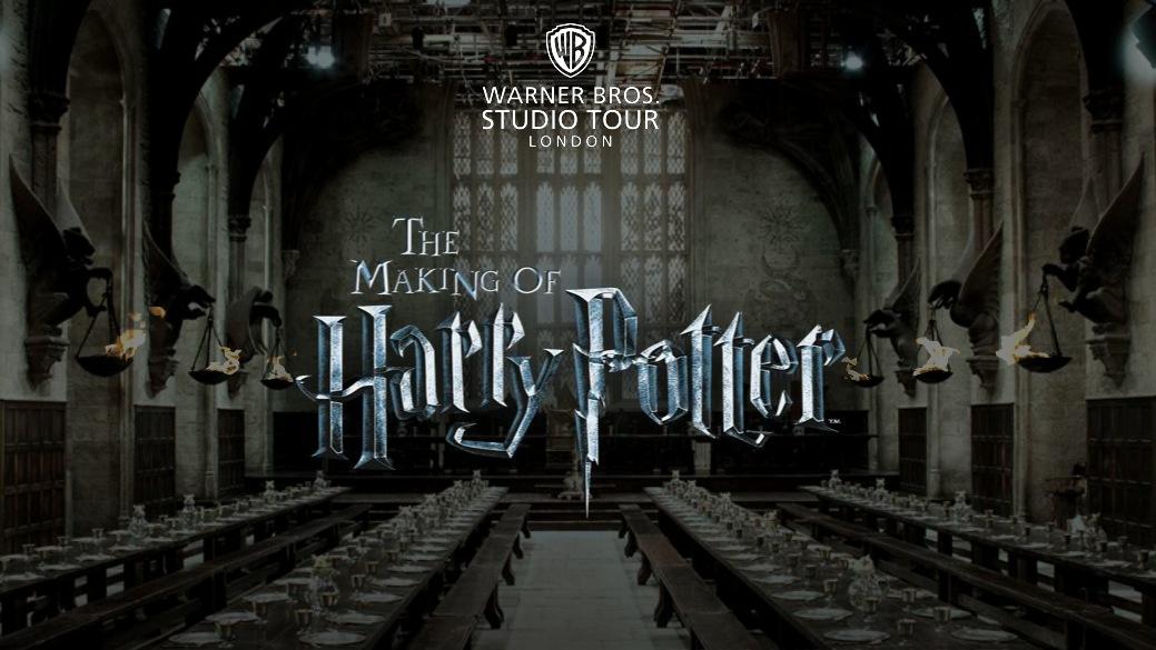 Harry Potter Studio Tour Tickets August