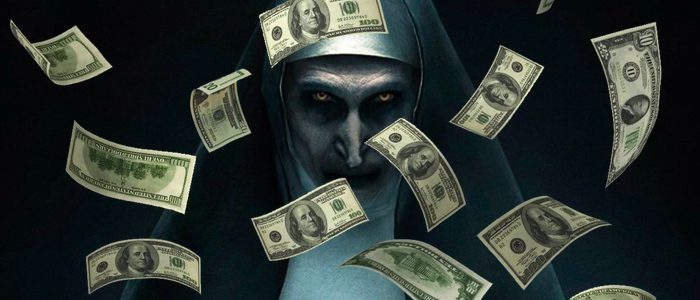 The Nun Box Office Tracking