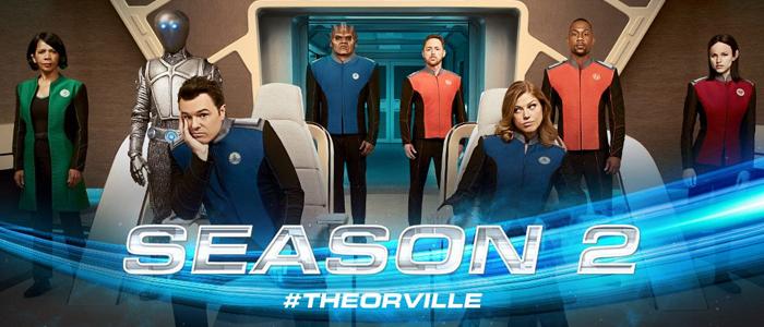 The Orville Staffel 2