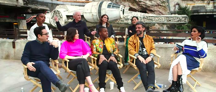 The Rise of Skywalker Q&A