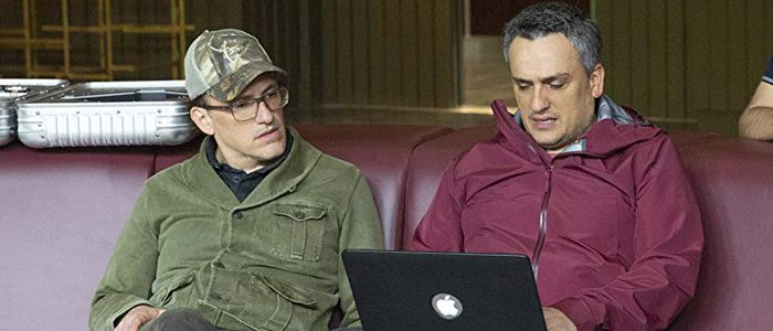 The Russo Brothers - Anthony and Joe Russo