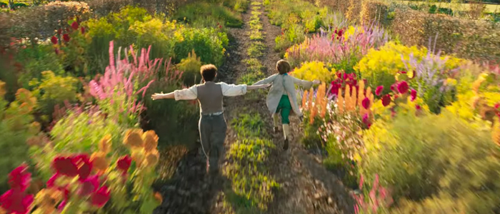 The Secret Garden Trailer The Literary Classic Gets A New Edition