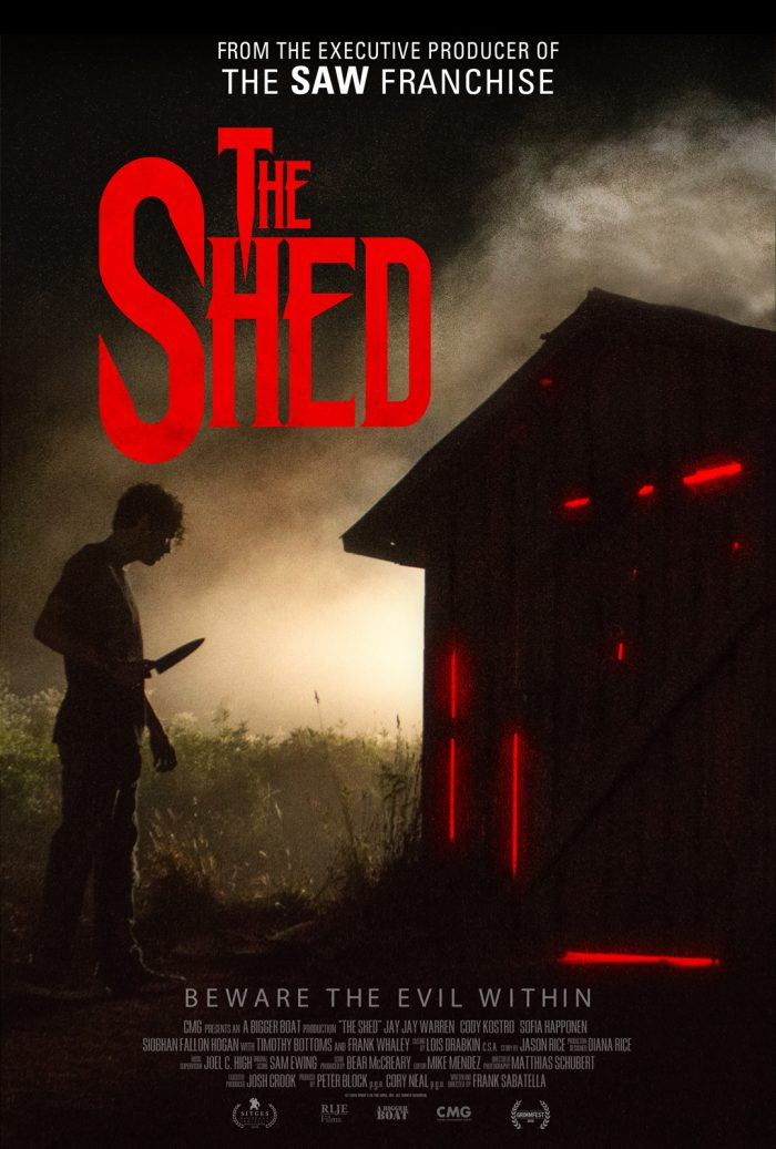 The Shed poster