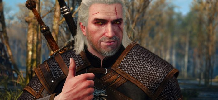 The Witcher Crossover Event