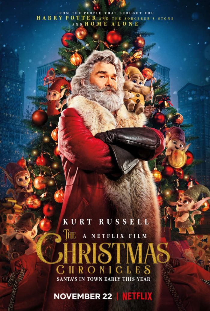 Christmas Chronicles Poster