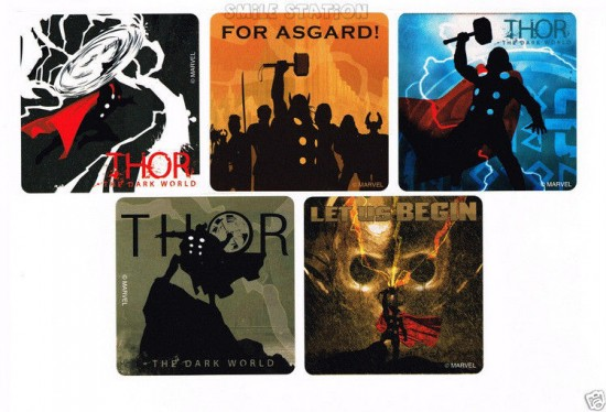 Thor 2 drawings