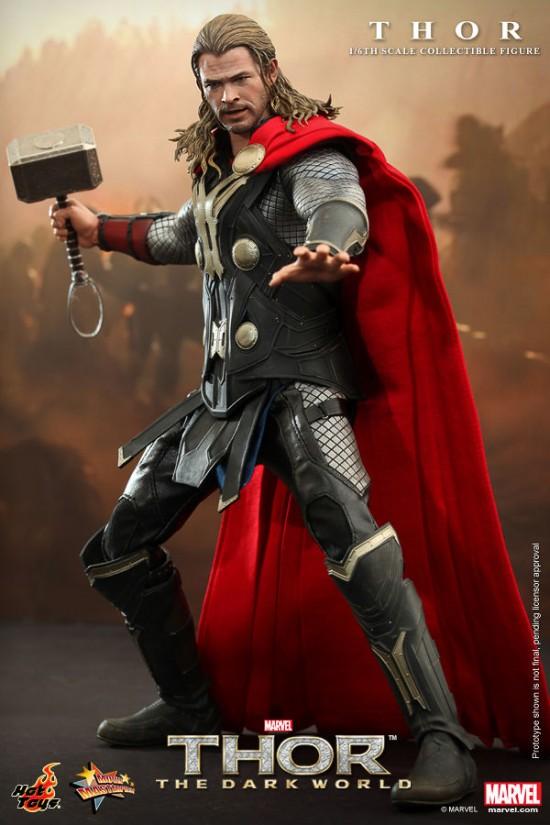 Thor Dark World Hot Toys